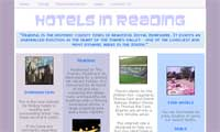 Directory of Hotels in Reading